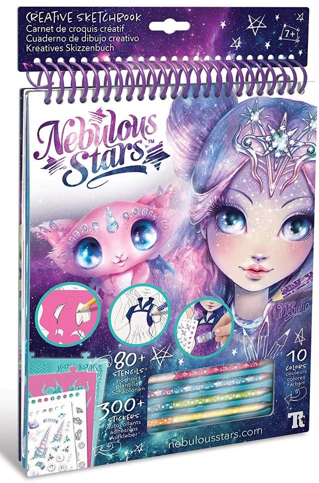 Nebulous Stars Kreatívny náčrtník Nebulia