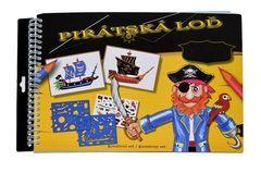 Kreatívny set - Piráti