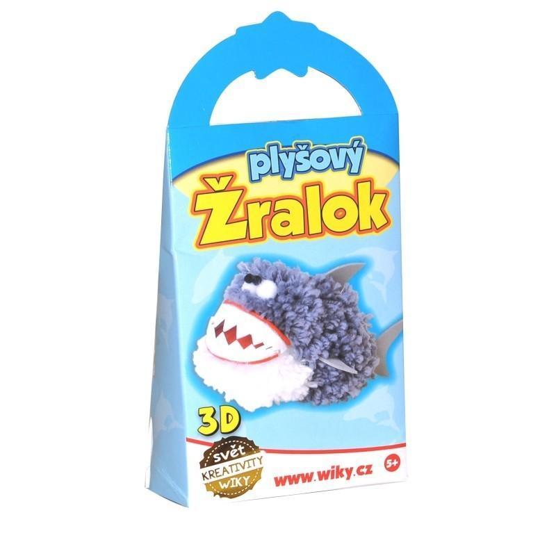 Kreatívny set Žralok