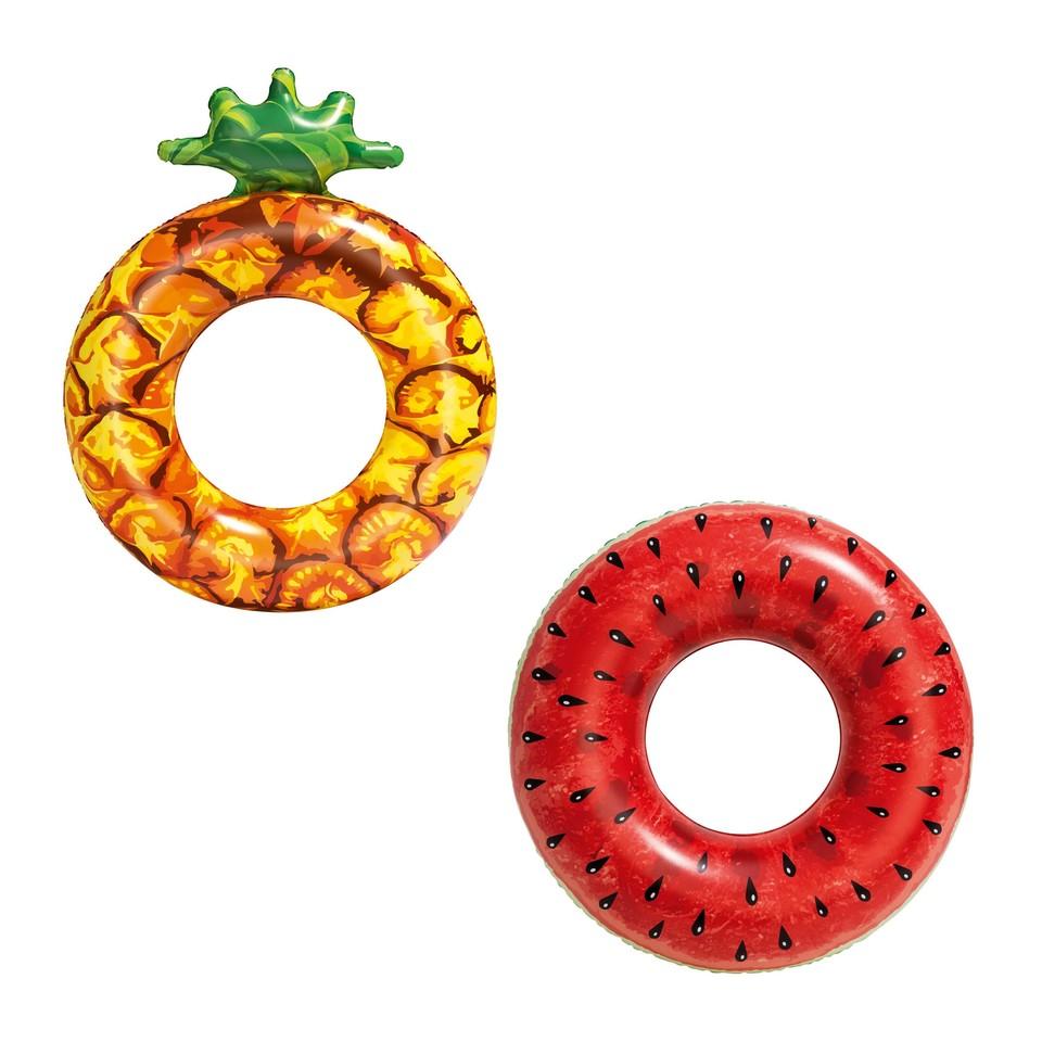 Bestway 36121 Koleso nafukovacie ovocie 2druhy
