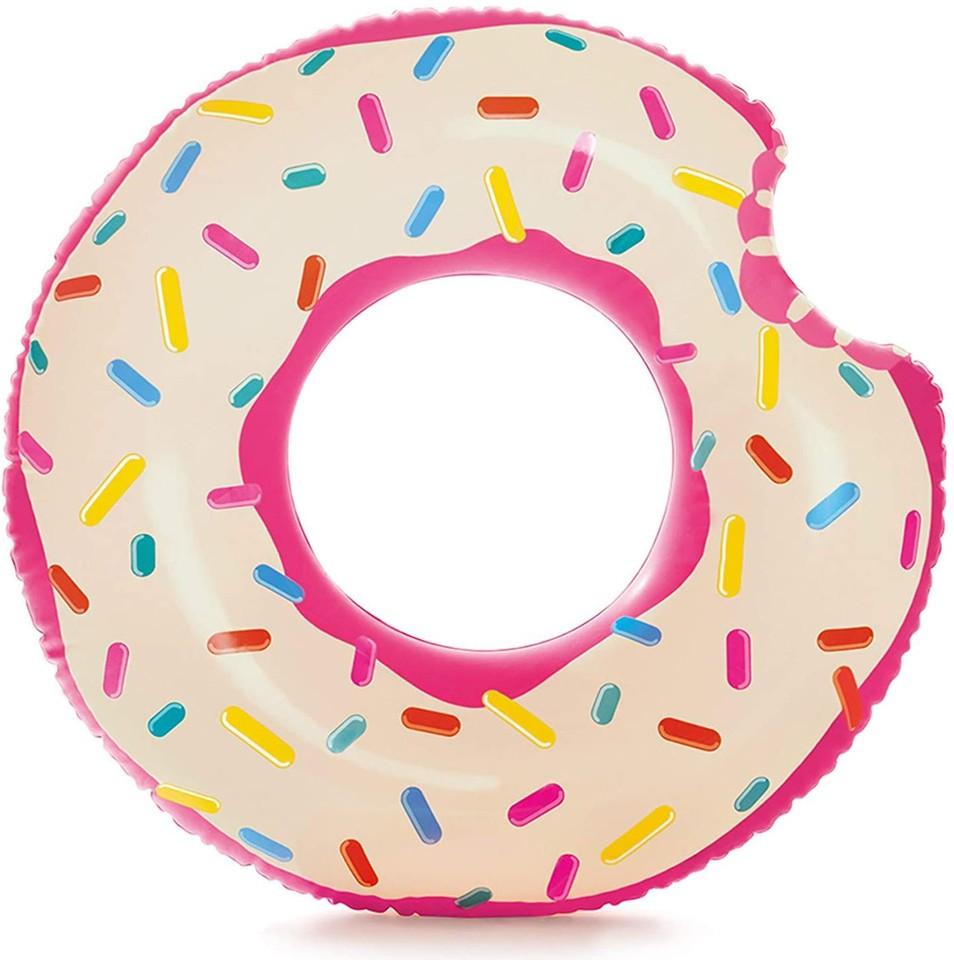 Intex 56265 nafukovacie koleso donut 107x99cm