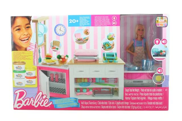 Kuchyňa snov Barbie