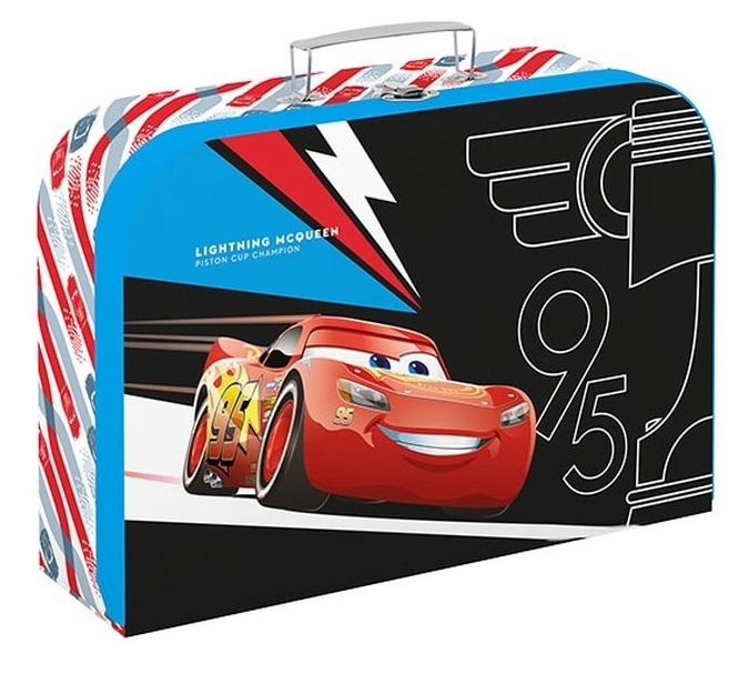 Kufrík Cars McQueen 34cm