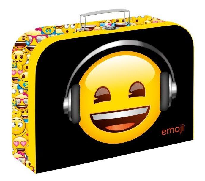 Kufrík Emoji 34cm
