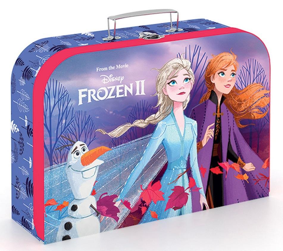 Kufrík Frozen 34cm