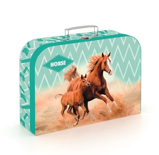 Kufrík Kôň Romatic 34cm