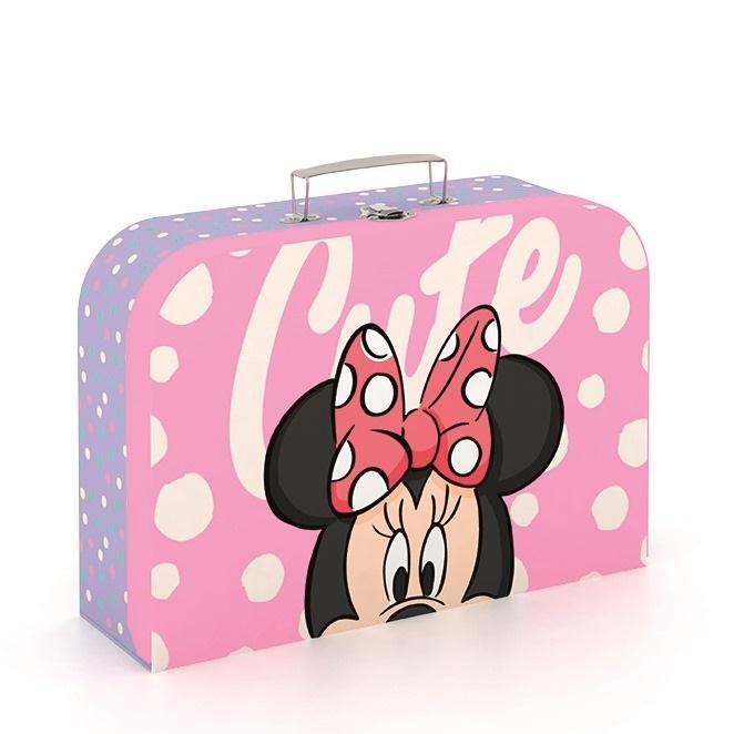Kufrík Minnie 34cm