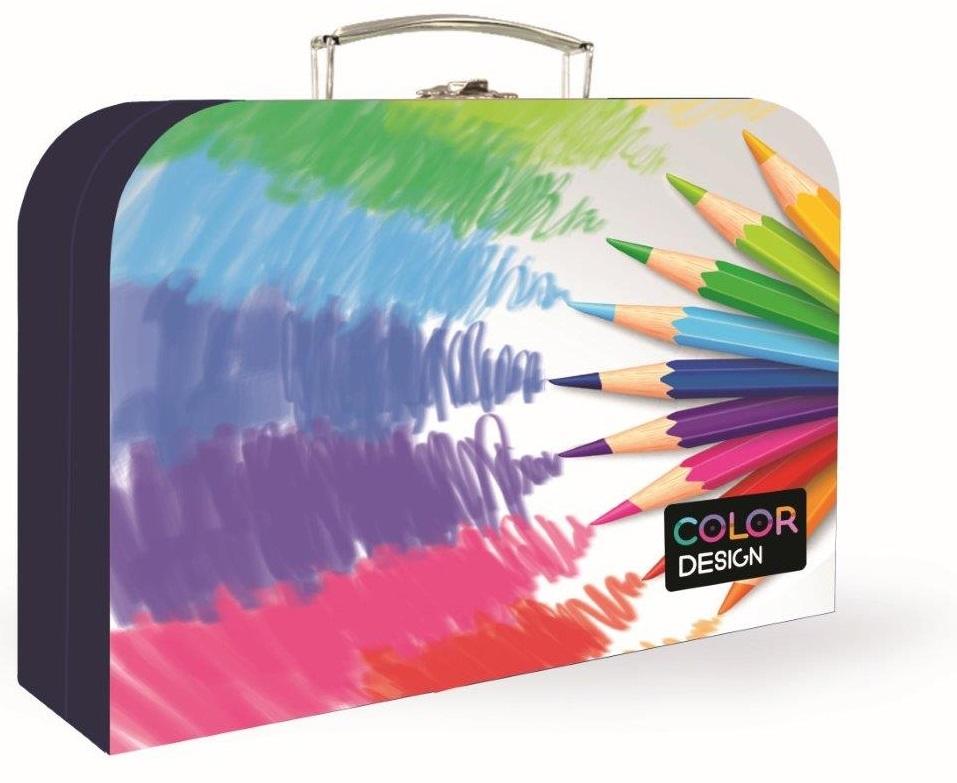 Kufrík pastelky 34cm