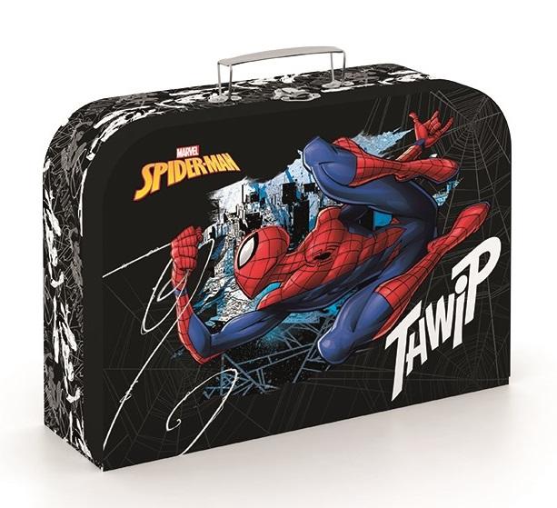 Kufrík Spiderman 34cm