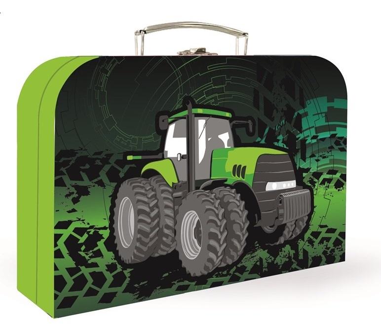 Kufrík Traktor 34cm
