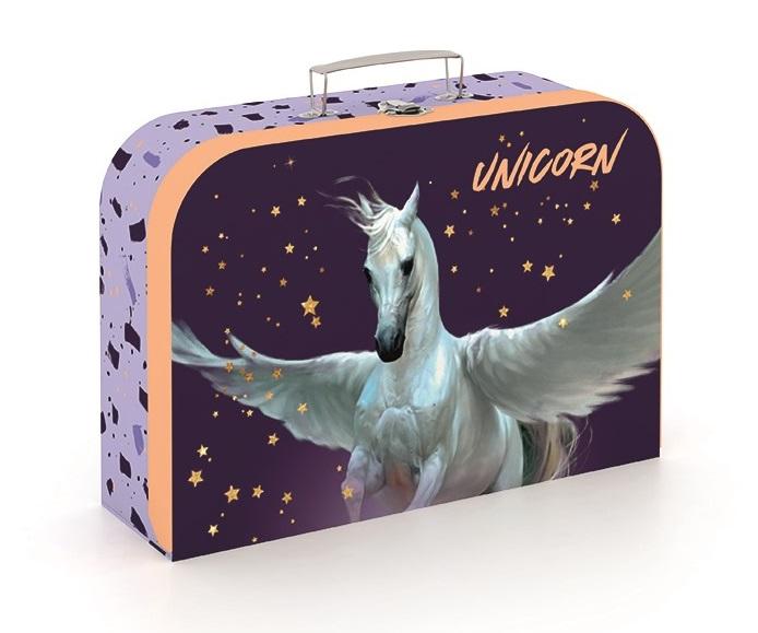 Kufrík Unicorn Pegas 34 cm