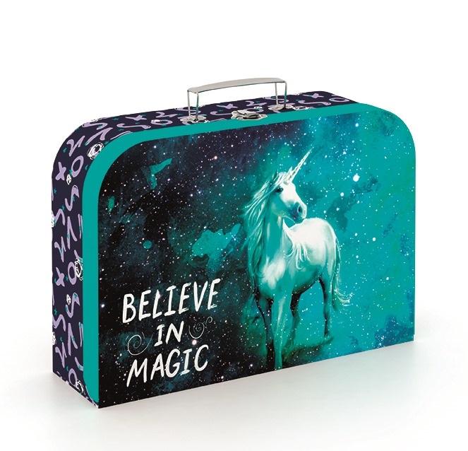 Kufrík Unicorn34 cm