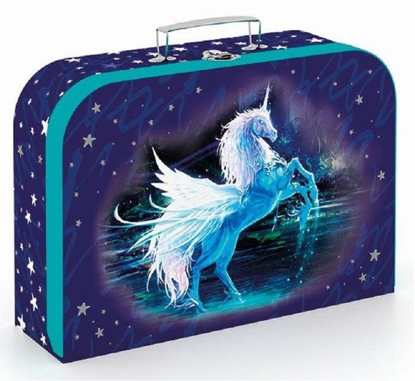 Kufrík jednorožec 34cm