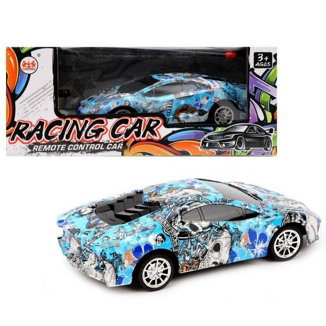 Auto s grafitmi RC 19cm