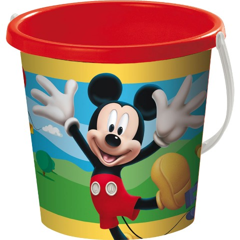 Kýblik Mickey Mouse 17x16cm