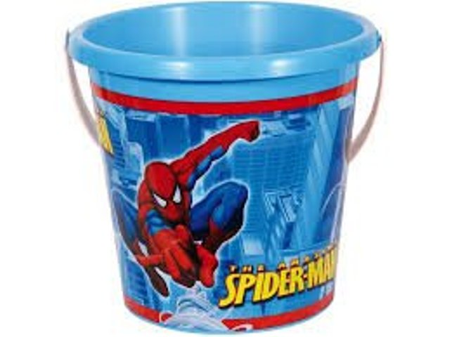Kýblik Spiderman 17x16cm