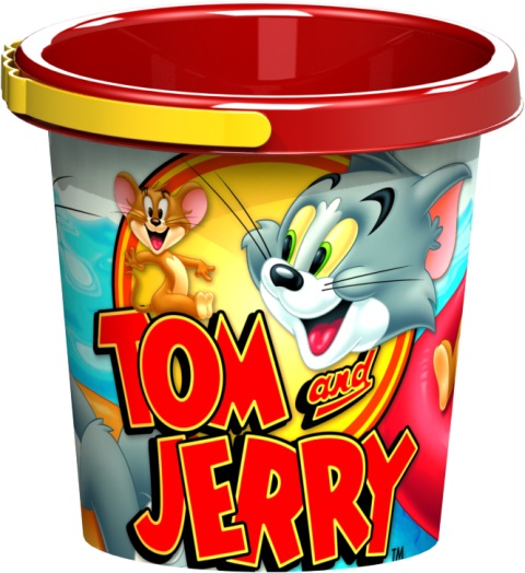 Kýblik do piesku Tom a Jerry 14cm