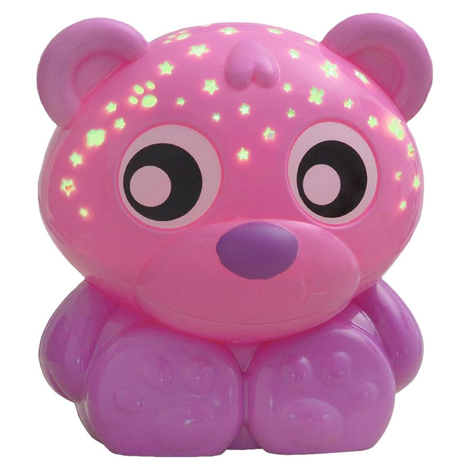 Projektor lampička medvedík