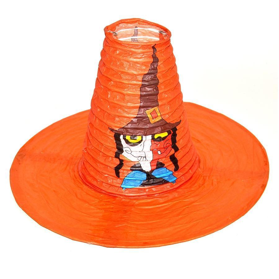Lampión klobúk Halloween