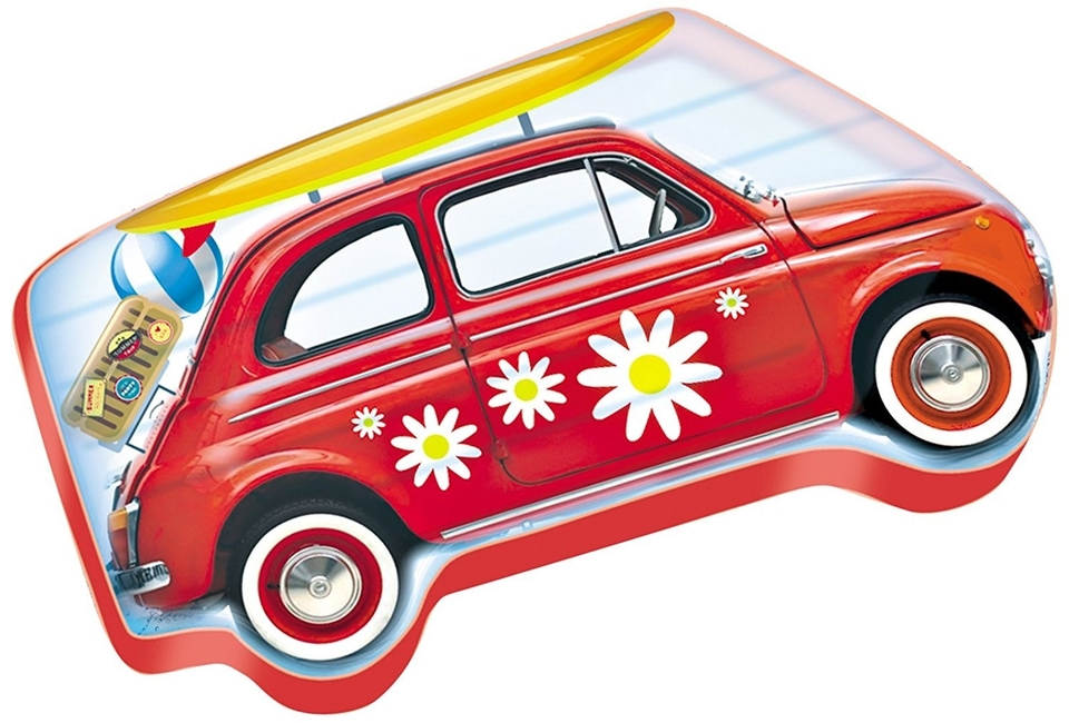 Nafukovacie lehátko Mondo Jumbo Vintage Car 183x100cm