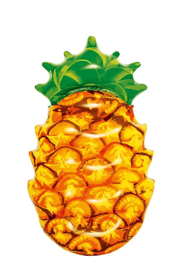Bestway 43310 Lehátko nafukovacie ananás 174x96cm