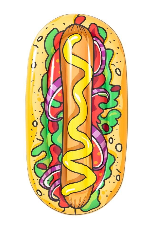 Bestway 43248 Nafukovacie lehátko Hot Dog 190x109cm