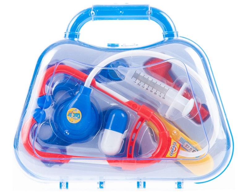 Doktorský kufrík modrý