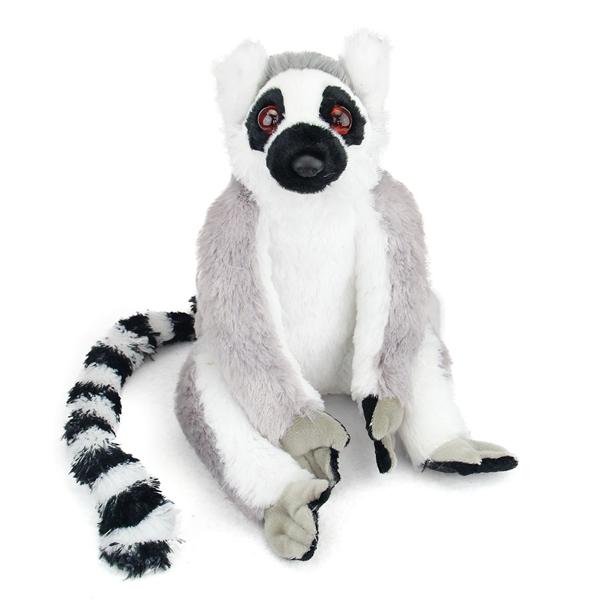 Plyšový lemur 18cm