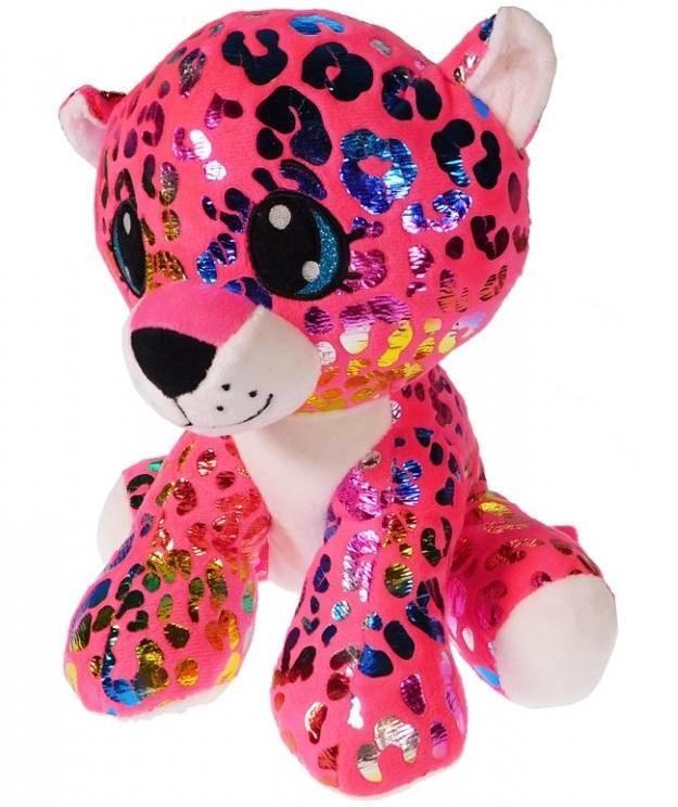 Leopardplyšový Star Sparkle 23cm
