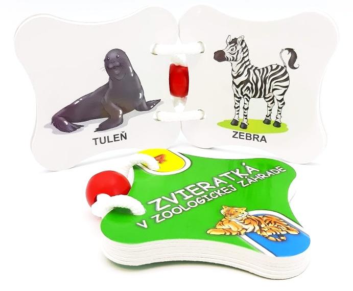 Leporelo 4. Zvieratká v ZOO Spoznávame svet