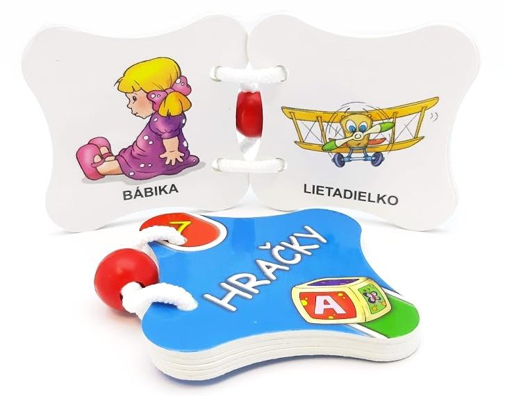 Leporelo 7. Hračky Spoznávame svet