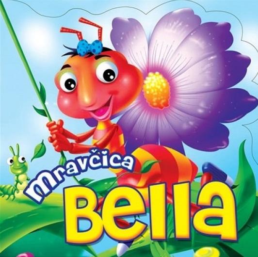 Mravčica Bella leporelo