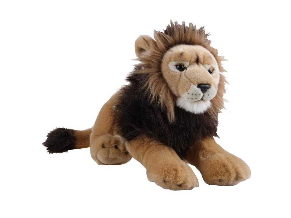 Plyšový lev 32cm