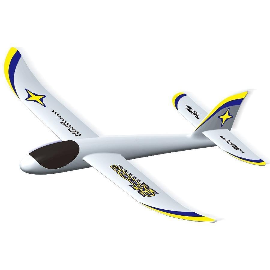 Lietadlo hádzacie 47cm