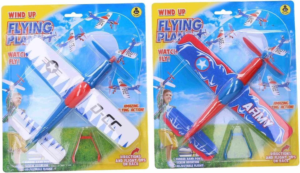 Lietadlo na natiahnutie - biela