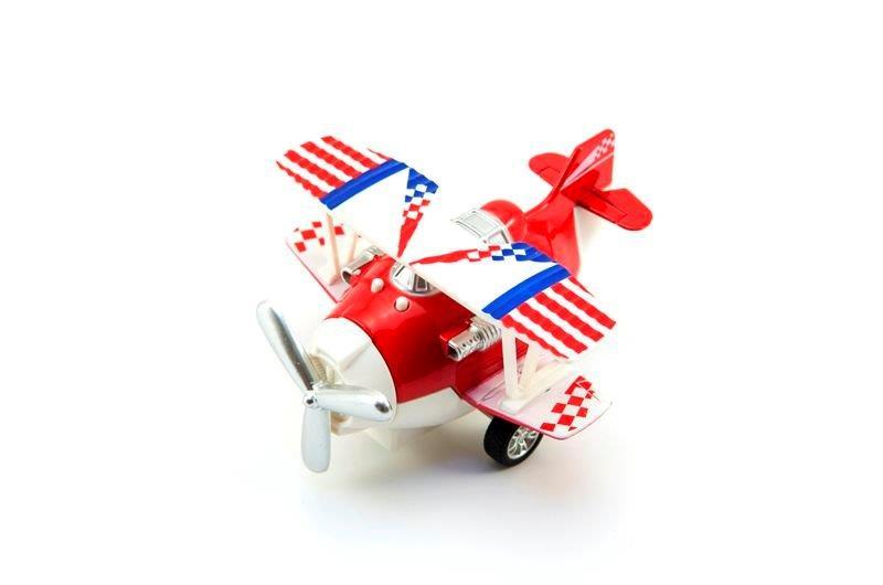 Lietadlo na zotrvačník 11cm