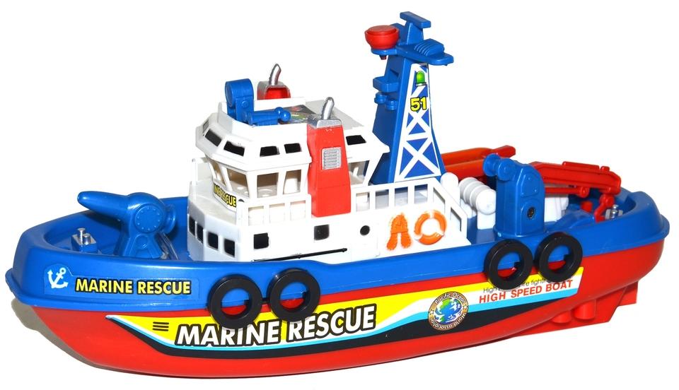 Loď do vody 24cm