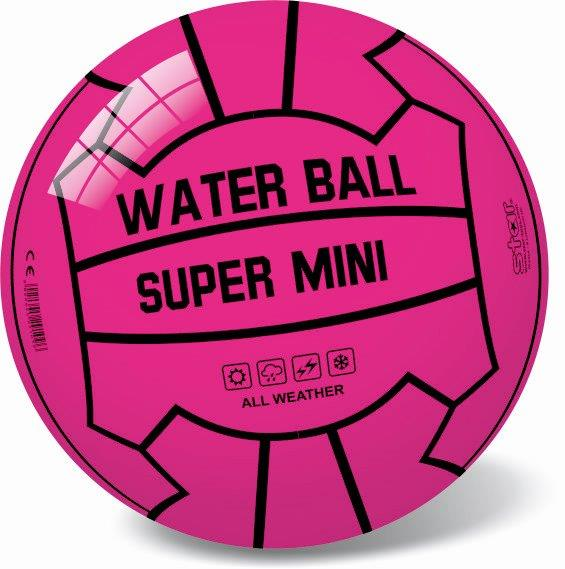 Lopta Water Ball Super Mini 14cm - červená