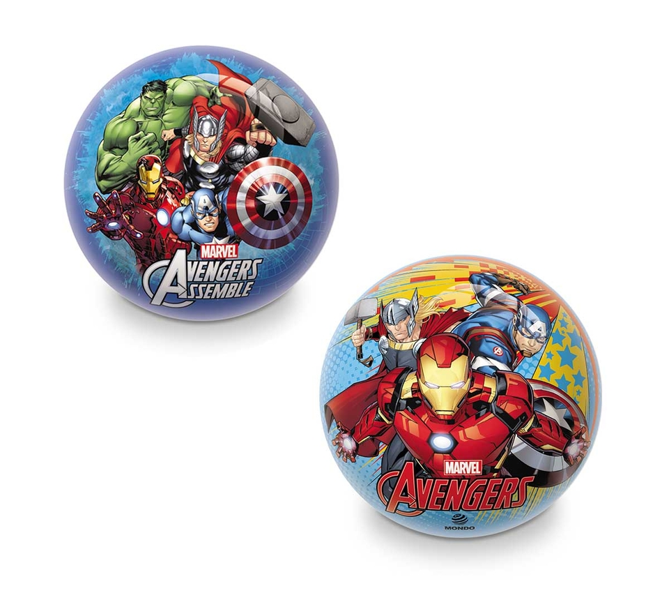 Lopta Avengers 14cm