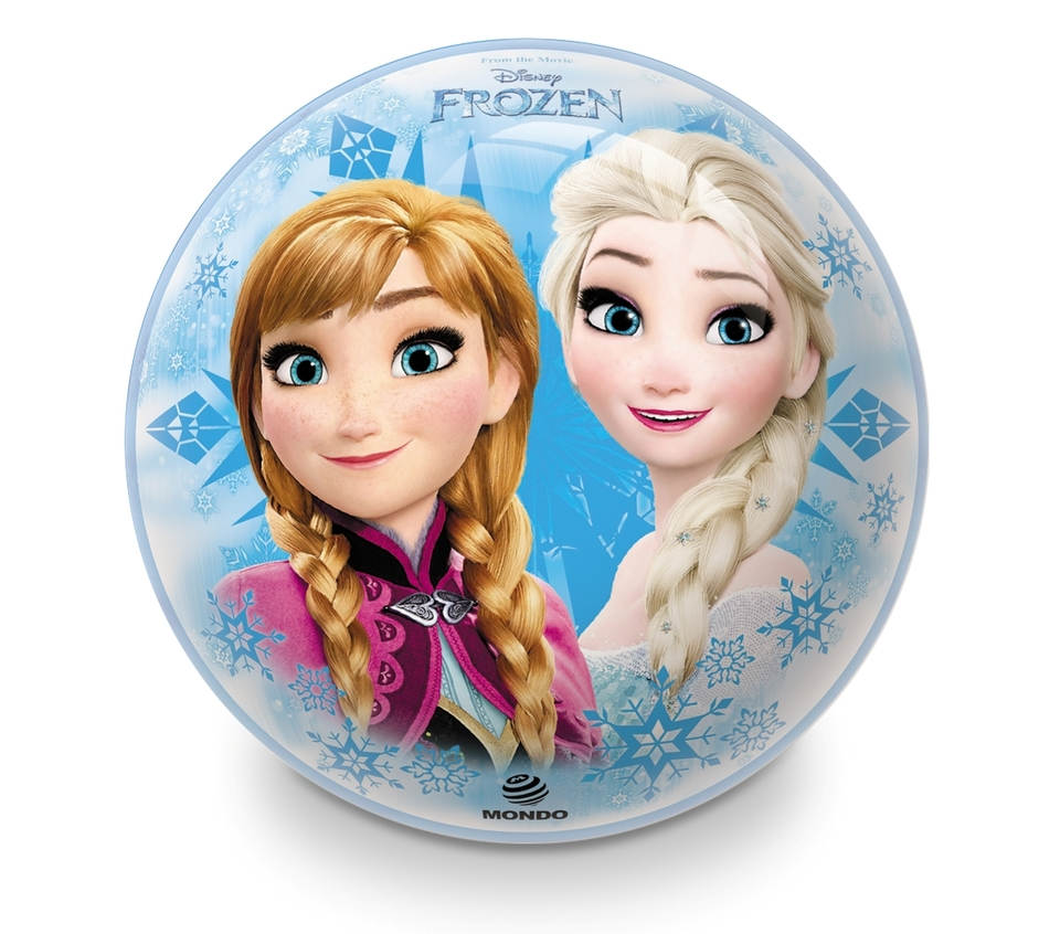 Lopta Frozen 14cm