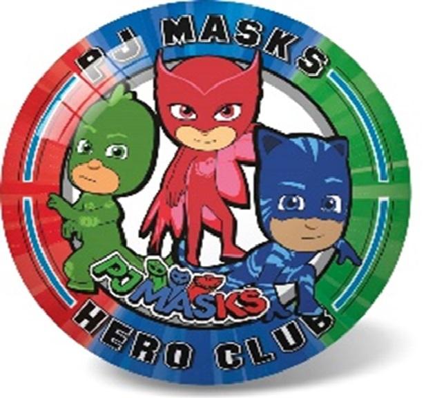 Lopta PJ Masks 14 cm