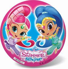 Lopta Shimmer&Shine 14cm