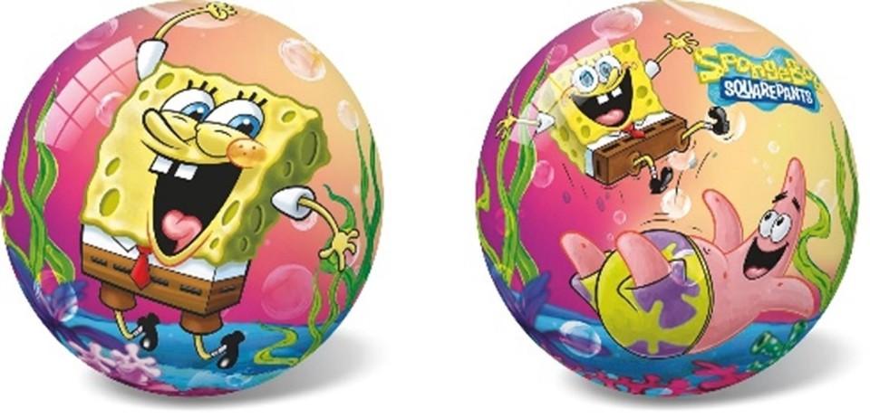 Lopta Sponge Bob14 cm