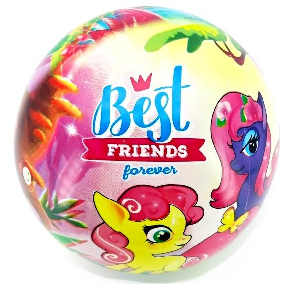 Lopta Best friends forever 23cm