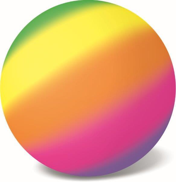 Dúhová lopta 23cm