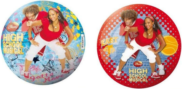 Lopta High School musical 23cm