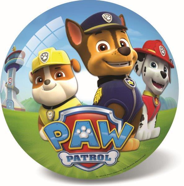 Lopta Paw Patrol 23cm