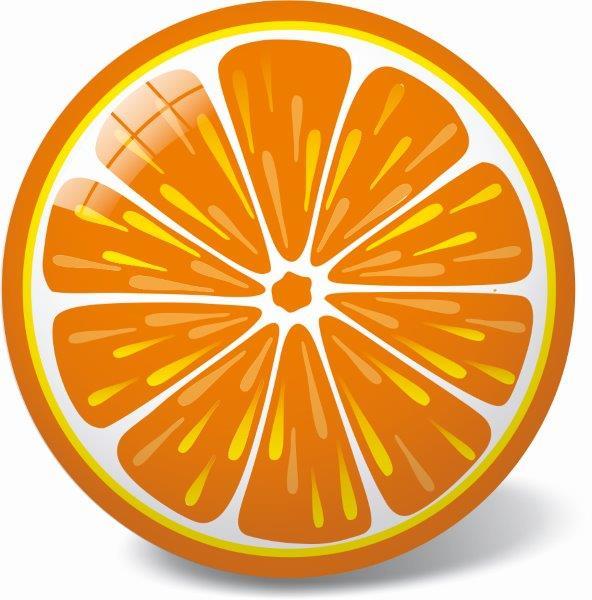 Lopta Pomaranč 23cm
