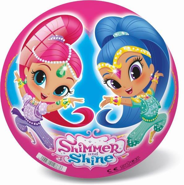 Lopta Shimmer&Shine 23cm