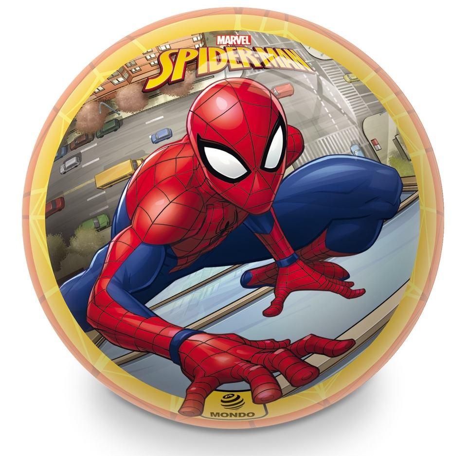 Lopta Ultimate Spiderman 23cm